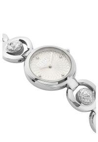 Versus Versace - Zegarek VSPHL0120. Kolor: srebrny. Materiał: materiał