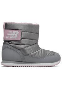 Buty sportowe New Balance na zimę, z cholewką, na rzepy