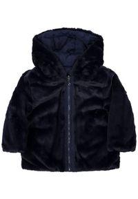 Niebieska kurtka Mayoral na zimę