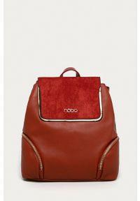 Nobo - Plecak. Kolor: czerwony