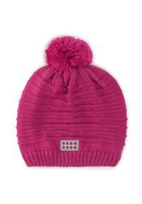 Różowa czapka LEGO Wear