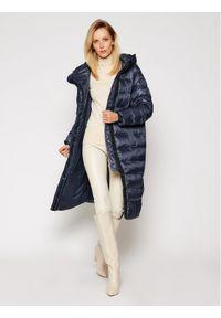 Szary płaszcz zimowy Pepe Jeans