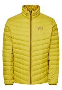 Helly Hansen Kurtka puchowa Verglas 63006 Żółty Regular Fit. Kolor: żółty. Materiał: puch