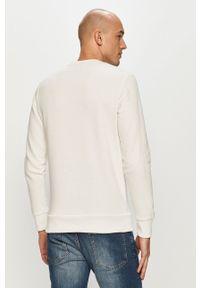 Jack & Jones - Bluza. Okazja: na co dzień. Kolor: biały. Wzór: nadruk. Styl: casual