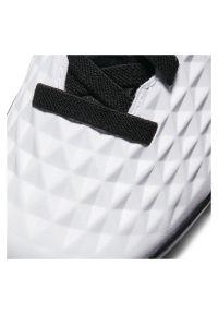 Buty piłkarskie turfy dla dzieci Nike Tiempo Legend 8 Club PS TF CZ4216. Zapięcie: rzepy. Materiał: syntetyk, skóra. Szerokość cholewki: normalna. Sport: piłka nożna