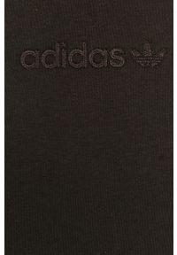 Czarna bluza adidas Originals z kapturem