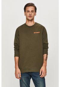 Element - Bluza. Kolor: zielony