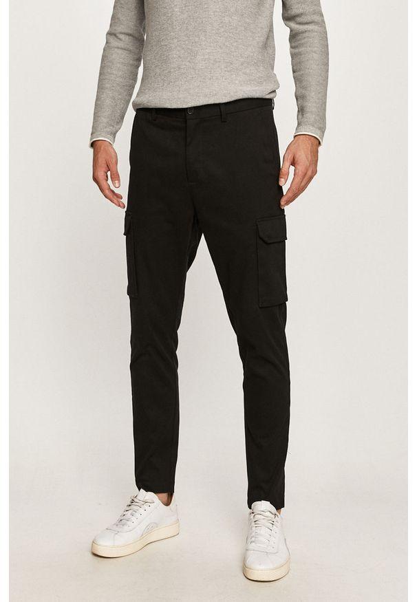 Czarne spodnie Clean Cut Copenhagen