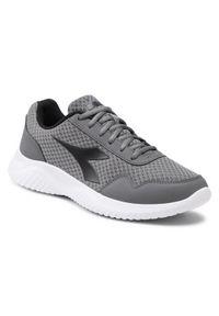 Szare buty do biegania Diadora