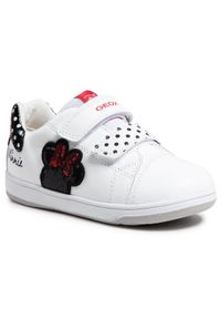 Geox Sneakersy B N.Flick G. A B151HA-08502 C0404 S Biały. Kolor: biały