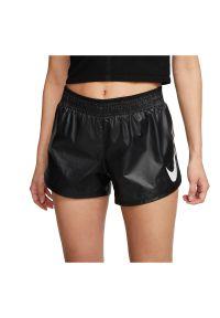 Spodenki damskie do biegania Nike CK0179. Materiał: tkanina, poliester, dzianina, materiał. Technologia: Dri-Fit (Nike). Sport: bieganie