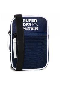 Niebieska nerka Superdry