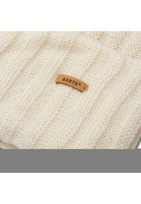 Biała czapka zimowa Barts