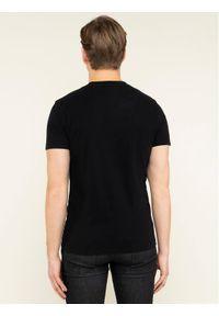 Czarny t-shirt Superdry