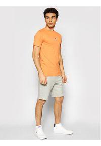 Ellesse T-Shirt Paderno SHI11529 Pomarańczowy Regular Fit. Kolor: pomarańczowy