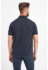 Koszulka polo Emporio Armani polo, z nadrukiem, sportowa