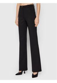 Pinko Spodnie materiałowe Abha 1G16QW 1739 Czarny Regular Fit. Kolor: czarny. Materiał: materiał