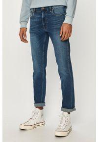 Cross Jeans - Jeansy Greg. Okazja: na co dzień. Kolor: czarny. Styl: casual