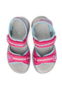 Różowe sandały KangaRoos