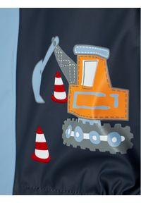 Playshoes Kurtka przeciwdeszczowa 408548 D Granatowy Regular Fit. Kolor: niebieski