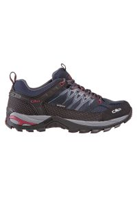 Buty turystyczne męskie CMP Rigel Low WP 3Q54457. Okazja: na co dzień, na spacer. Materiał: syntetyk. Szerokość cholewki: normalna. Sport: turystyka piesza