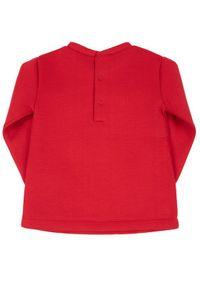 Czerwona bluza Mayoral