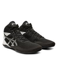 Asics - Buty do sportów walki MATFLEX 6. Kolor: czarny. Materiał: materiał
