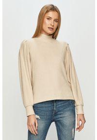 Sweter Haily's długi, z długim rękawem