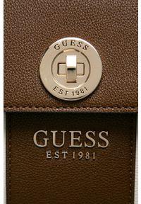 Brązowy plecak Guess Jeans