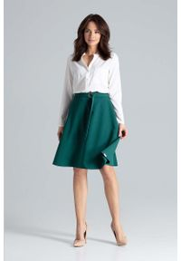 Zielona spódnica Katrus
