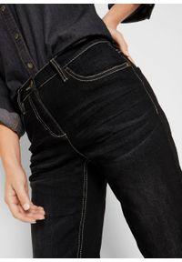 """Wygodne dżinsy """"multi-stretch"""" bonprix czarny. Kolor: czarny"""