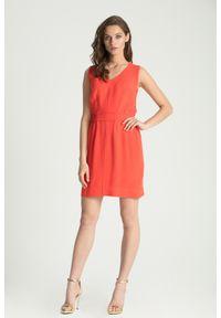 Sukienka Armani Jeans mini, elegancka