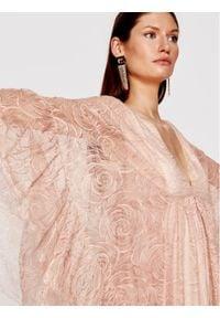 Różowa sukienka koktajlowa Babylon