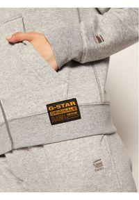 G-Star RAW - G-Star Raw Bluza Premium Core D18626-C235-906 Szary Regular Fit. Kolor: szary