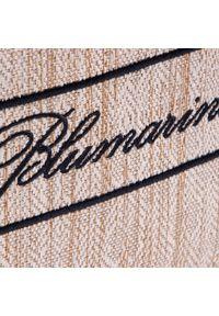 Beżowa torebka klasyczna Blumarine skórzana