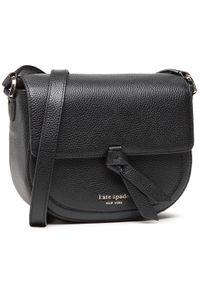 Kate Spade Torebka Md Saddle Bag PXR00507 Czarny. Kolor: czarny