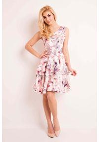 Sukienka rozkloszowana Lou-Lou
