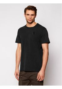 Czarny t-shirt Guess