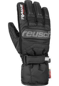 Reusch - REUSCH Rękawice narciarskie Ski Race Black/White. Sport: narciarstwo