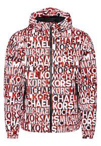Kurtka przejściowa Michael Kors w kolorowe wzory