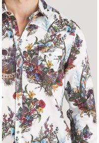 Koszula John Richmond na spotkanie biznesowe, biznesowa