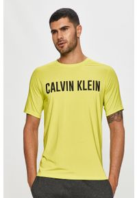 T-shirt Calvin Klein Performance z nadrukiem, casualowy