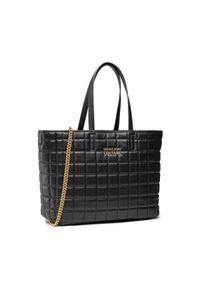 Versace Jeans Couture Torebka 71VA4BB6 Czarny. Kolor: czarny