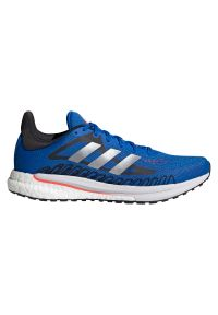 Adidas - Buty męskie do biegania adidas Solar Glide 3 FY0363. Zapięcie: sznurówki. Materiał: guma, materiał. Szerokość cholewki: normalna. Sport: bieganie, fitness