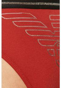 Emporio Armani Underwear - Emporio Armani - Komplet. Kolor: czerwony
