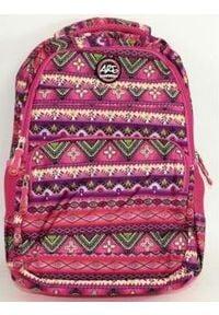 Titanum Plecak szkolny różowy (ARE PL-1705). Kolor: różowy