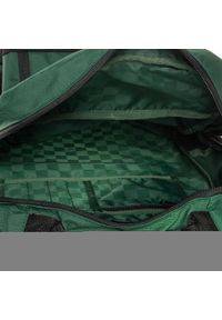 Zielona torba na laptopa Vans