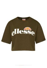 Zielony t-shirt Ellesse #5