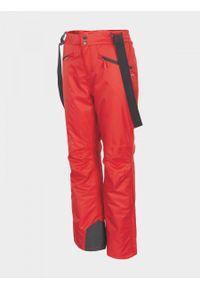 outhorn - Spodnie narciarskie damskie. Materiał: poliester. Sezon: zima. Sport: narciarstwo