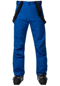 Rossignol - ROSSIGNOL Spodnie narciarskie męskie SKI Blue. Sport: narciarstwo